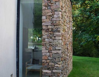 Modern Drystone Feature