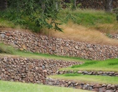 Drystone Tiers