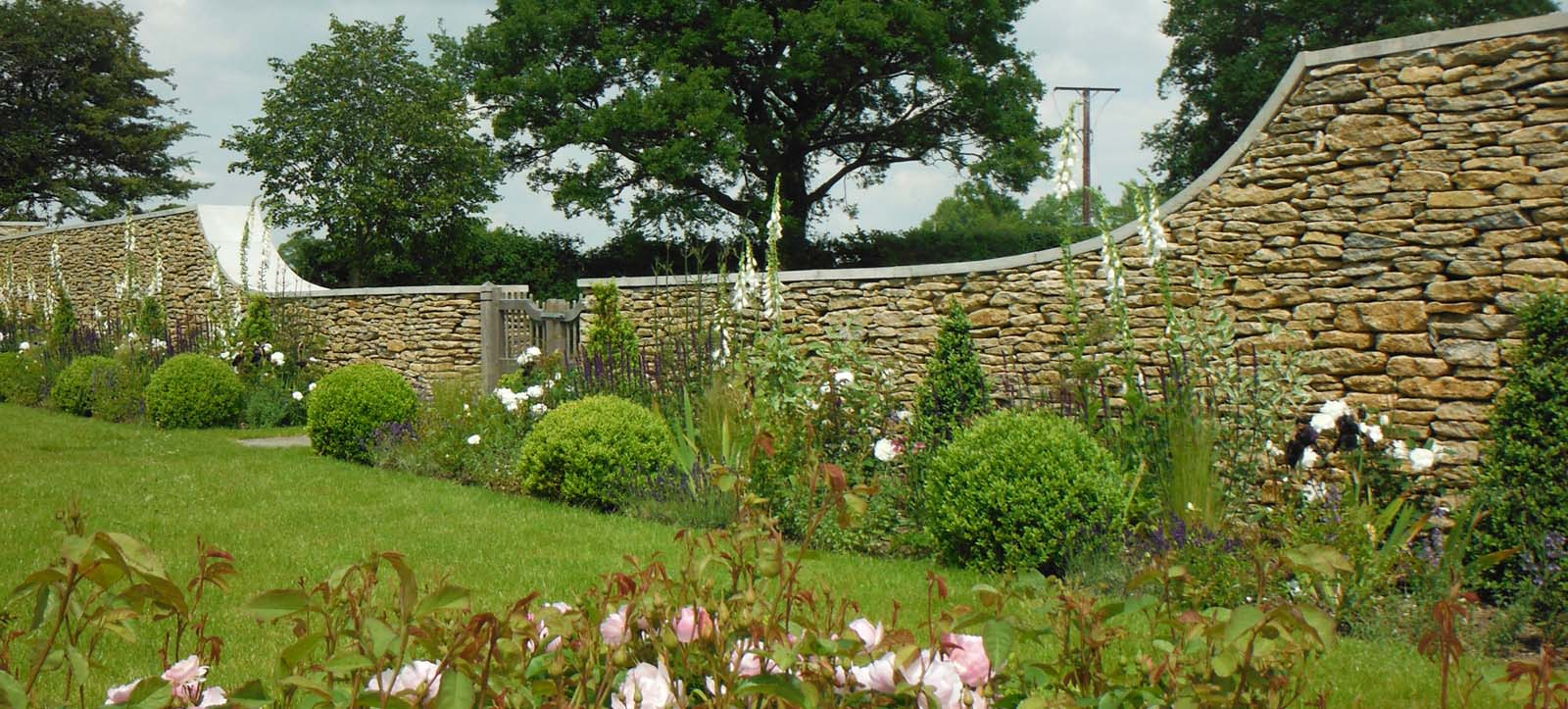 Gated Drystone