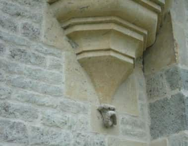 Lime Mortar Feature