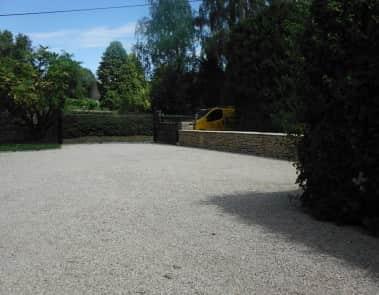 Driveway Drystone