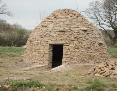 Drystone Hut